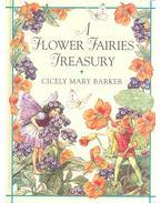 A Flower Fairies Treasury - BARKER, CICELY MARY