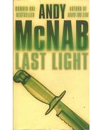 Last Light - McNab, Andy