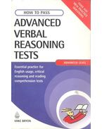 How to Pass Advanced Verbal Reasoning Tests - BRYON, MIKE