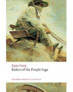 Riders of the Purple Sage - Zane Grey