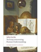 An Essay Concerning Human Understanding - JOHN LOCKE