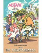 Die Digedags und die Pirateninsel - Hegen, Hannes
