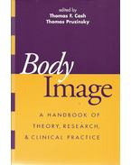 Body Image:  A Handbook of Science, Practice, and Prevention - Thomas F. Cash, Thomas Pruzinsky