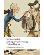 An Enquiry Concerning Political Justice - GODWIN, WILLIAM