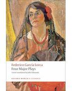 Four Major Plays - Federico Garcia Lorca