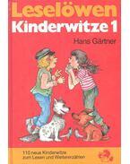 Leselöwen Kinderwitze 1 - GÄRTNER, HANS