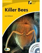 Killer Bees - Level 2 with CD-ROM - ROLLASON, JANE