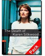 The Death of Karen Silkwood Audio CD Pack - Stage 2 - HANNAM, JOYCE
