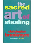 The Sacred Art of Stealing - BROOKMYRE, CHRISTOPHER