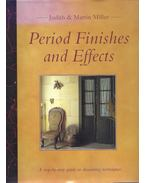 Period Finishes and Effects - Judith Miller