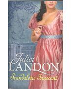 Scandalous Innocent - LANDON, JULIET