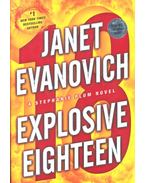 Explosive Eighteen - EVANOVICH,JANET