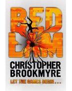 Bedlam - BROOKMYRE, CHRISTOPHER