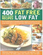 Fat Free Low Fat - SHEASBY, ANNE