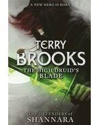 The High Druid's Blade - Brooks, Terry