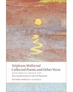 Collected Poems and Other Verse - Mallarmé, Stéphane