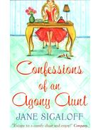 Confessions of an Agony Aunt - SIGALOFF, JANE