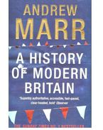 A History of Modern Britain - MARR, ANDREW