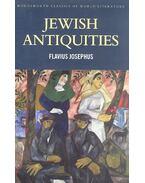 Jewish Antiquities - Josephus Flavius