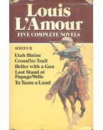 Five Complete Novels - Series II. - L'Amour, Louis