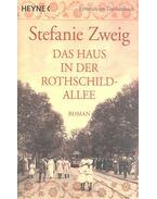 Das Haus in der Rothschildallee - Stefanie Zweig