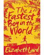 The Fastest Boy in the World - LAIRD. ELIZABETH