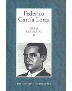 Obras Completas #2 - Federico Garcia Lorca