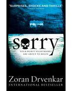 Sorry - DRVENKAR, ZORAN
