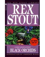Black Orchids - Stout, Rex