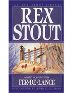 Fer-de-lance - Stout, Rex