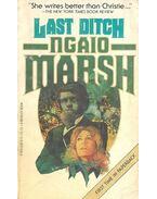 Last Ditch - Marsh, Ngaio