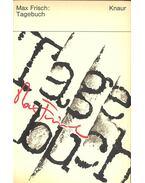 Tagebuch - Frisch, Max