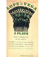 5 Plays (Peribánez, Fuenteovejuna, The Dog in the Manger, The Knight From Olmendo, Justice Without Revenge) - Lope de Vega