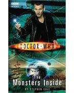 Doctor Who: Monsters Inside - COLE, STEVE