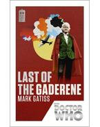 Doctor Who: Last of the Gaderene - 50th Anniversary Edition - GATISS, MARK
