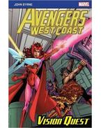 Avengers West Coast: Vision Quest - Byrne, John
