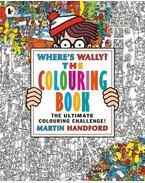 Where's Wally? The Colouring Book - HANDFORD, MARTIN