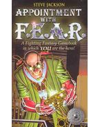 Appointment with F.E.A.R. - Jackson, Steve