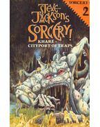 Sorcery!#2 - Kharé - Cityport of Traps - Jackson, Steve