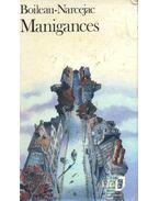 Manigances - Boileau-Narcejac