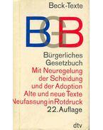 Bürgerliches Gesetzbuch - Larenz dr., Karl