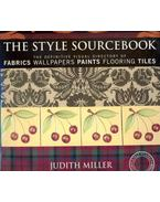 The Style Sourcebook - Judith Miller