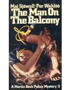The Man on the Balcony - Maj Sjöwall, Per Wahlöö