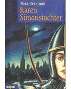 Karen Simonstochter - Beckman, Thea