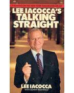 Talking Straight - Iacocca, Lee