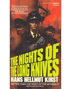 The Nights of the Long Knives - Kirst, Hans Hellmut