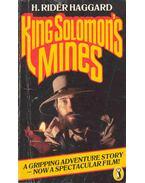King Solomon's Mines - Haggard, H. Rider