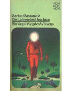 Die Lehren des Don Juan - Ein Yaqui-Weg des Wissens - Castaneda, Carlos