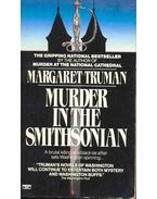 Murder in the Smithonian - Truman, Margaret