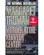 Murder at the Kennedy Center - Truman, Margaret